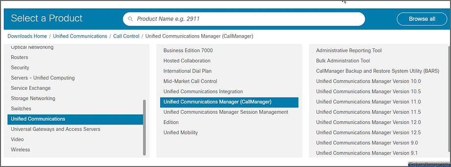 cucm-device-package-download-page