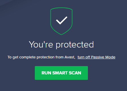 disable avast before playing with eve-ng
