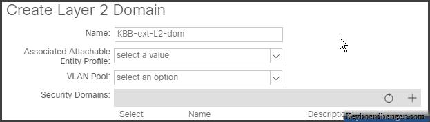 aci-l2-domain-menu