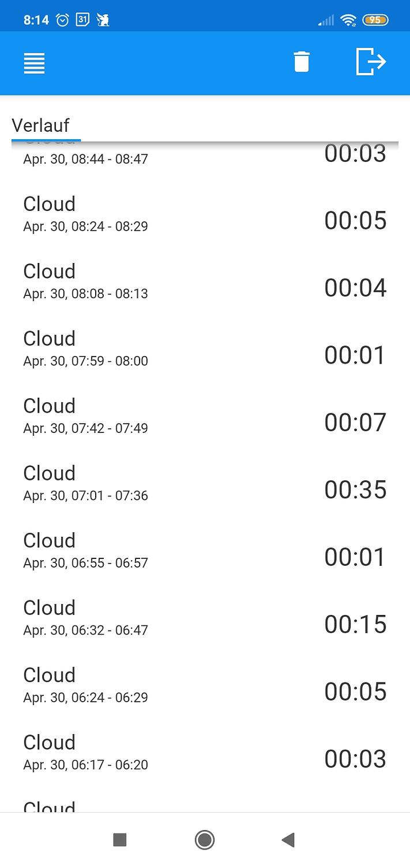 AZ 900 exam tracked time 1